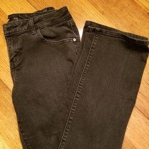 Simply Vera Black Jeans Boot Cut 8P
